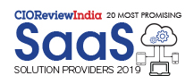 20 Most Promising SaaS Solution Providers - 2019