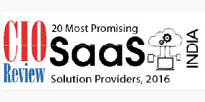 20 Most Promising SaaS Solution Providers - 2016