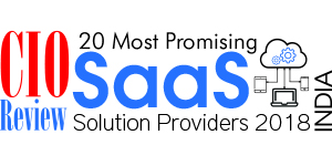 20 Most Promising SaaS Solution Providers - 2018