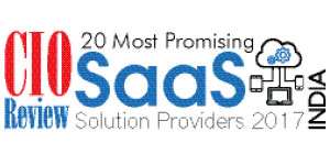 20 most promising SaaS solution providers - 2017