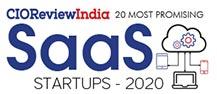 20 Most Promising SaaS Startups - 2020